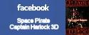 Space Pirate Captain Harlock 3D - 2013